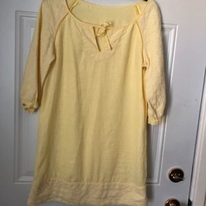 Juicy Couture Linen Tunic